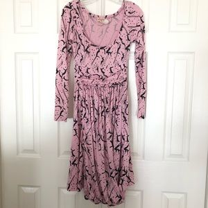 Anthropologie Plenty by Tracy Reese Acrobat Dress